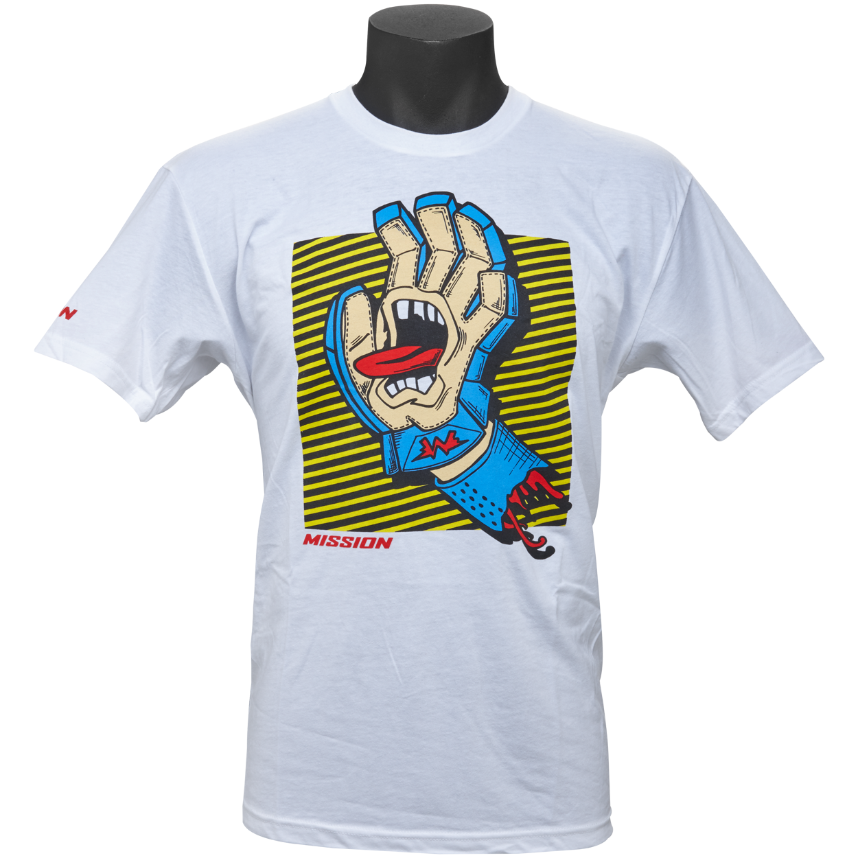MISSION Screaming Glove T-Shirt Senior,,medium