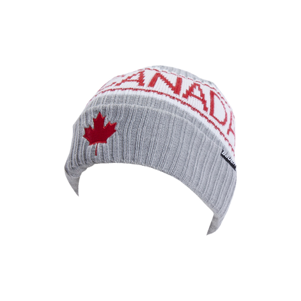 BAUER NE KNIT TOQUE CANADA,,moyen