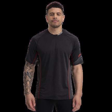 Essential Short Sleeve Base Layer Top Senior,,medium