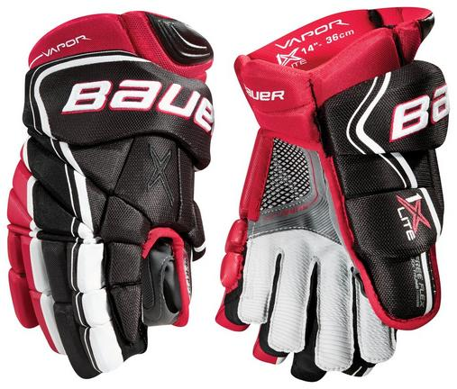 VAPOR 1X LITE Glove,BLACKRED,medium