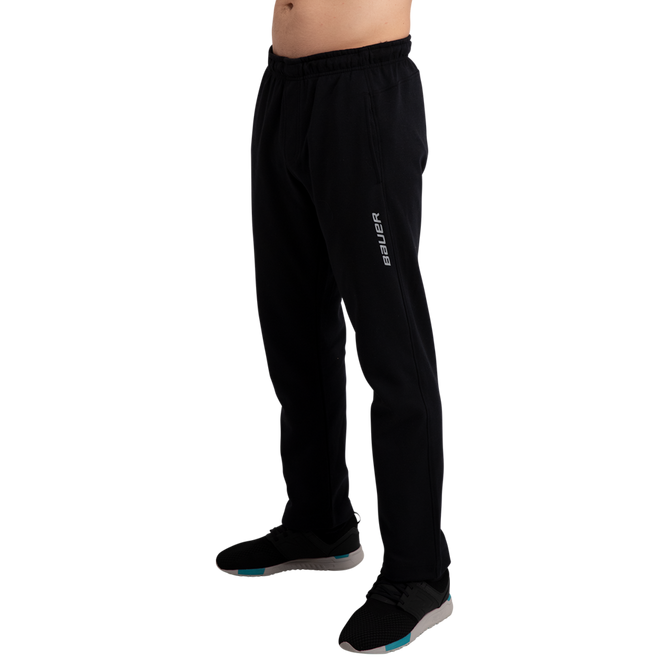 Premium Tapered Sweat Pant - Black