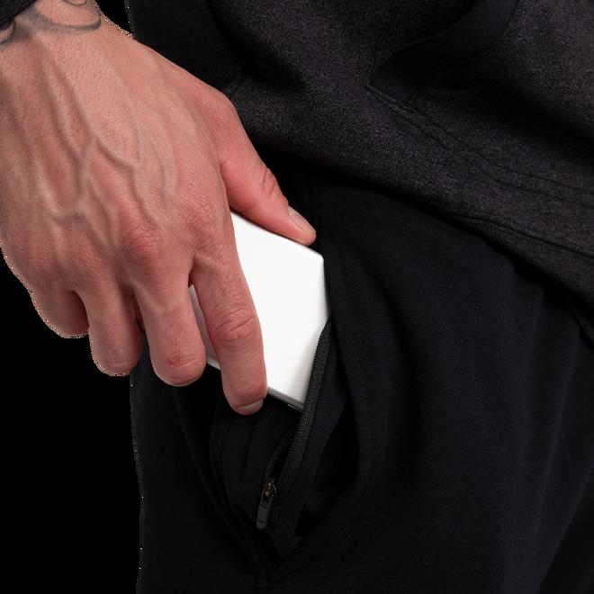Premium Tapered Sweat Pant - Black