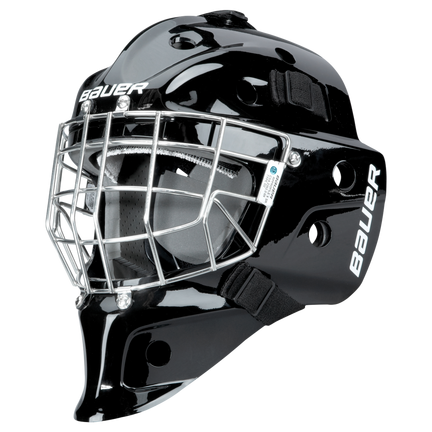 PROFILE 940X Goal Mask,BLACK,medium