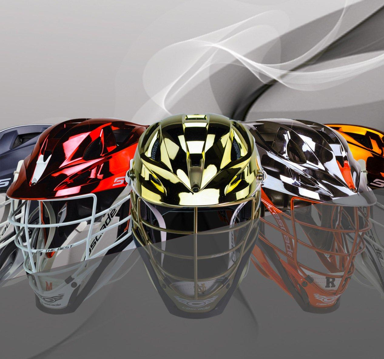 Lacrosse Helmets and Masks for Men, Women, and Youth Players