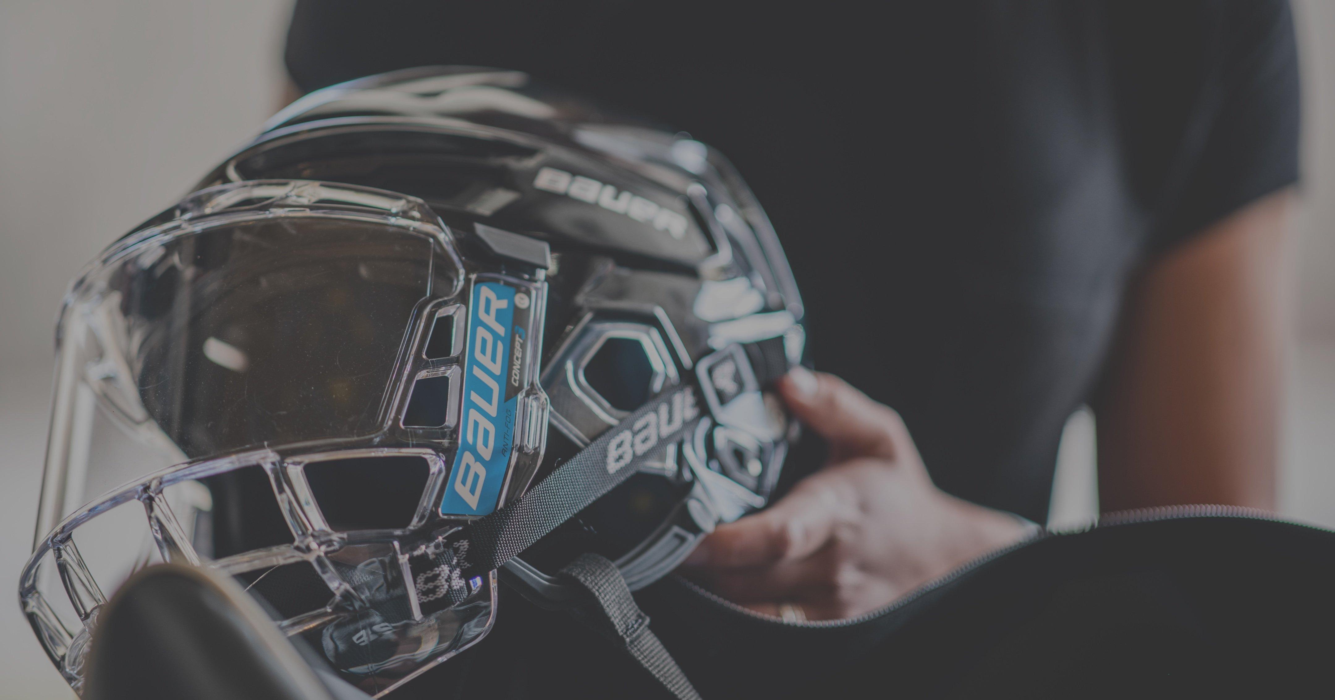 concept 3 visor