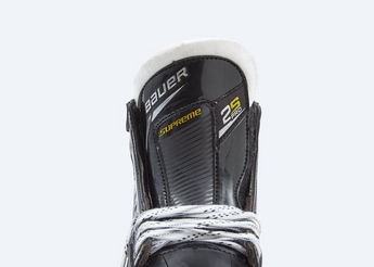 Supreme 2S Pro goalie skate tongue