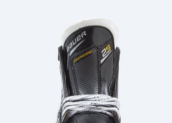 Supreme 2S Pro goalie skate tongue
