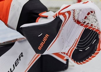 MyBauer custom goal gear