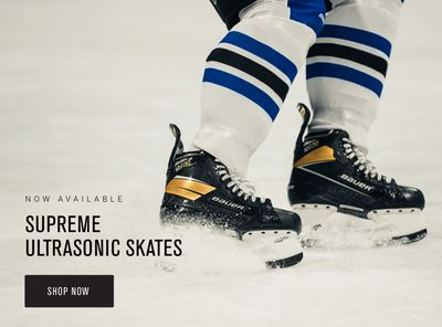 Supreme Ultrasonic Skates