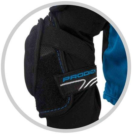 Prodigy Kit Circle Elbow Pad