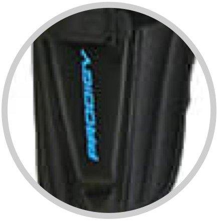 Prodigy Kit Circle Shin Guards