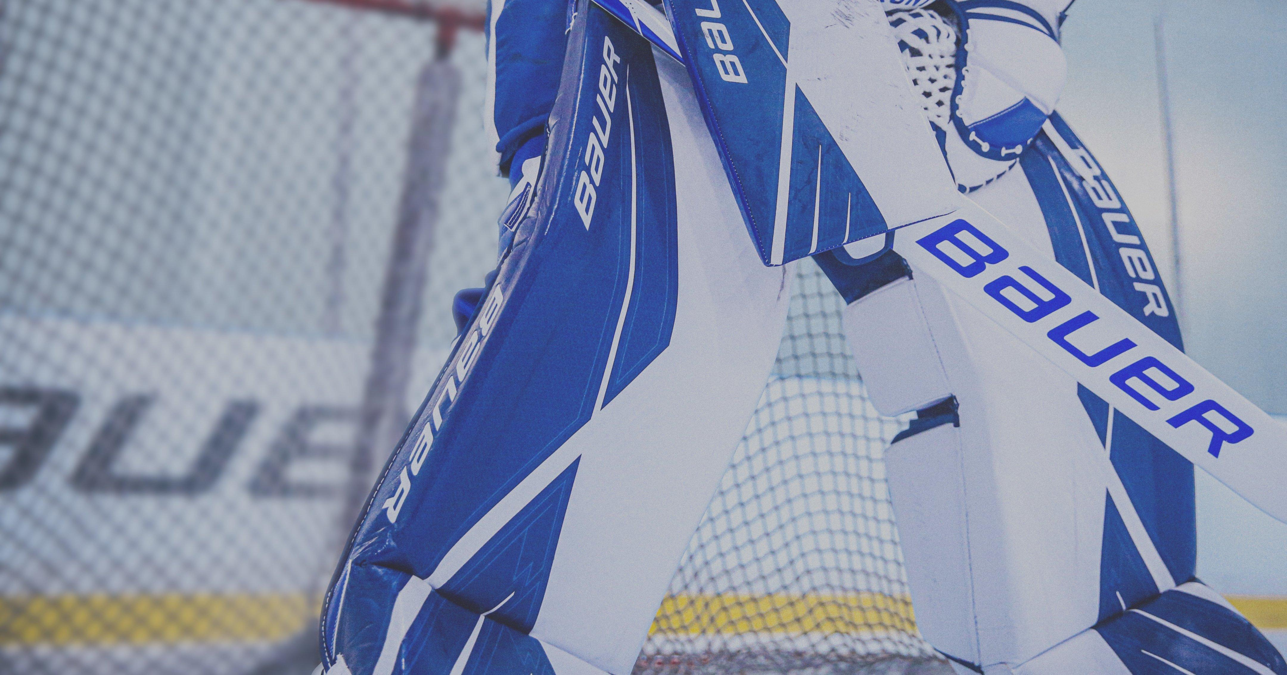 supreme ultrasonic goalie pads