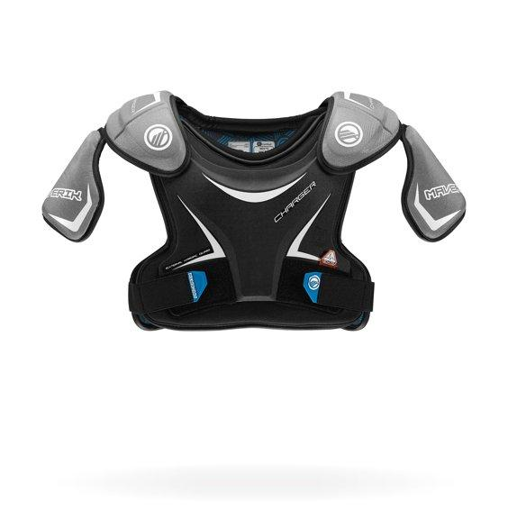 charger shoulder pad