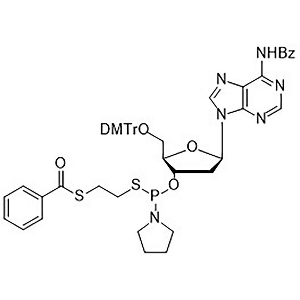 dA(Bz)-Thiophosphoramidite, BULK (g), HDPE Screw-Top