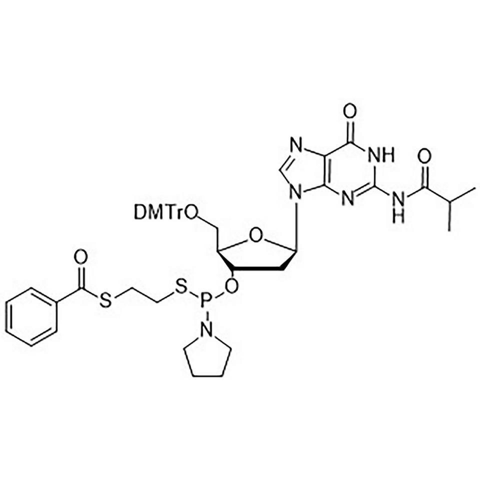 dG(iBu)-Thiophosphoramidite, BULK (g), HDPE Screw-Top