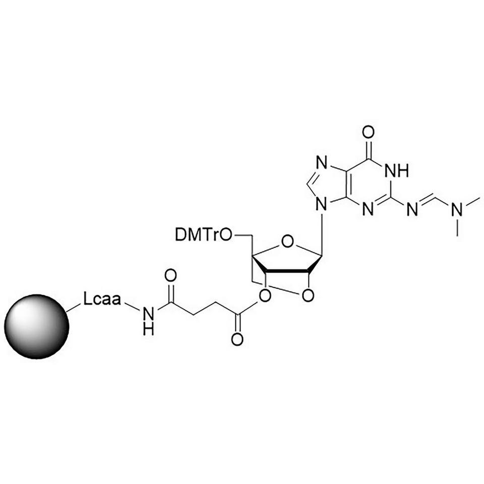 LNA-G (dmf) CNA CPG Low Bulk Density, 600 Å, 80-90 µmol/g, BULK (g)