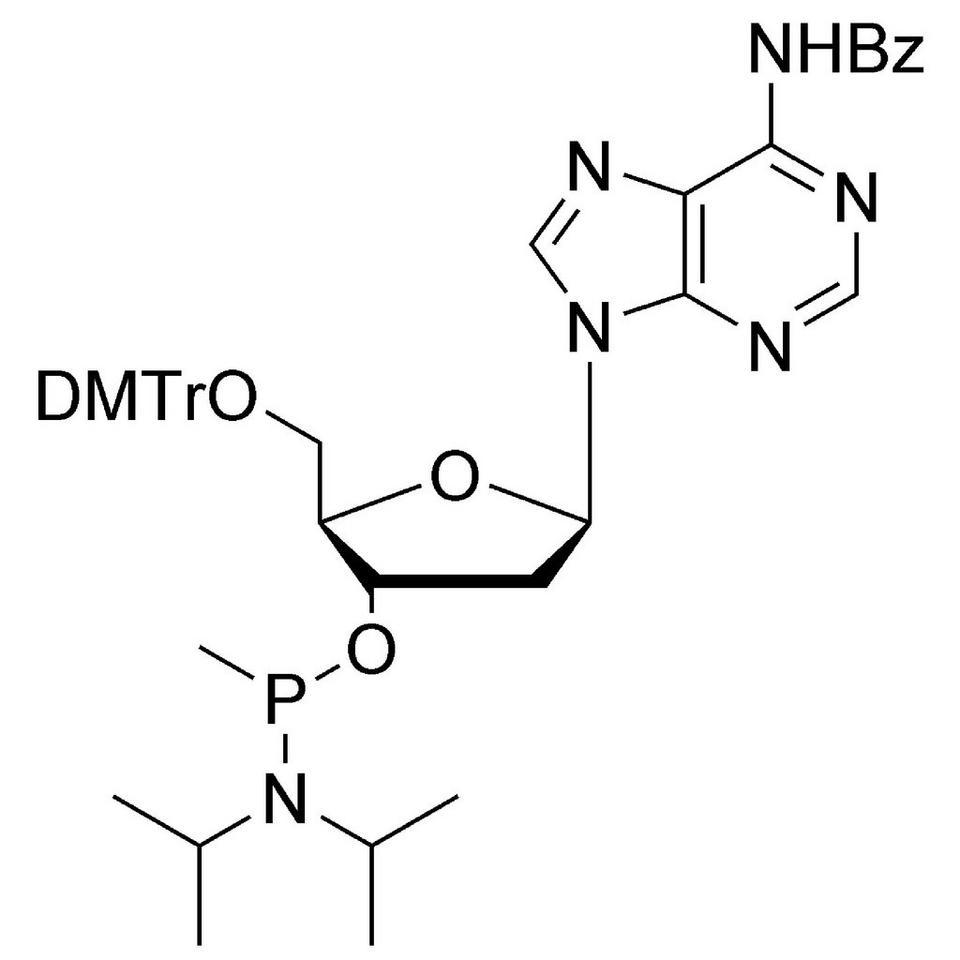 dA (Bz) Me-Phosphonamidite