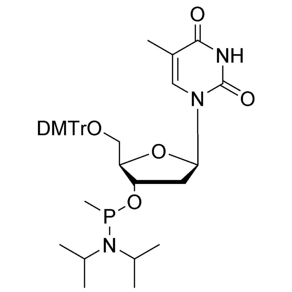 dT Me-Phosphonamidite