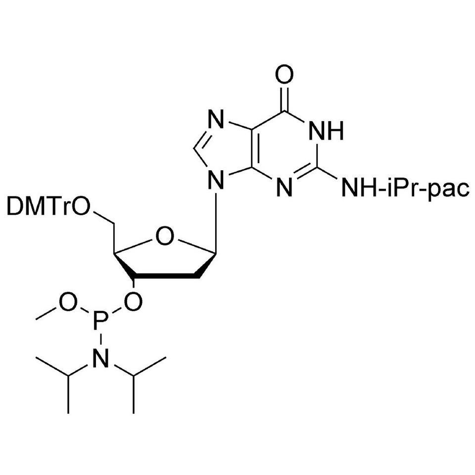 dG (iPr-Pac) Me-Phosphoramidite