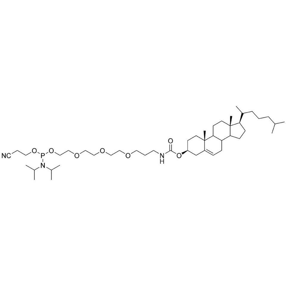 5'-Cholesterol-TEG CE-Phosphoramidite