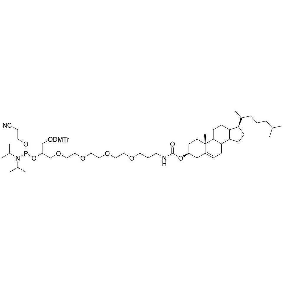 Cholesteryl-TEG CE-Phosphoramidite