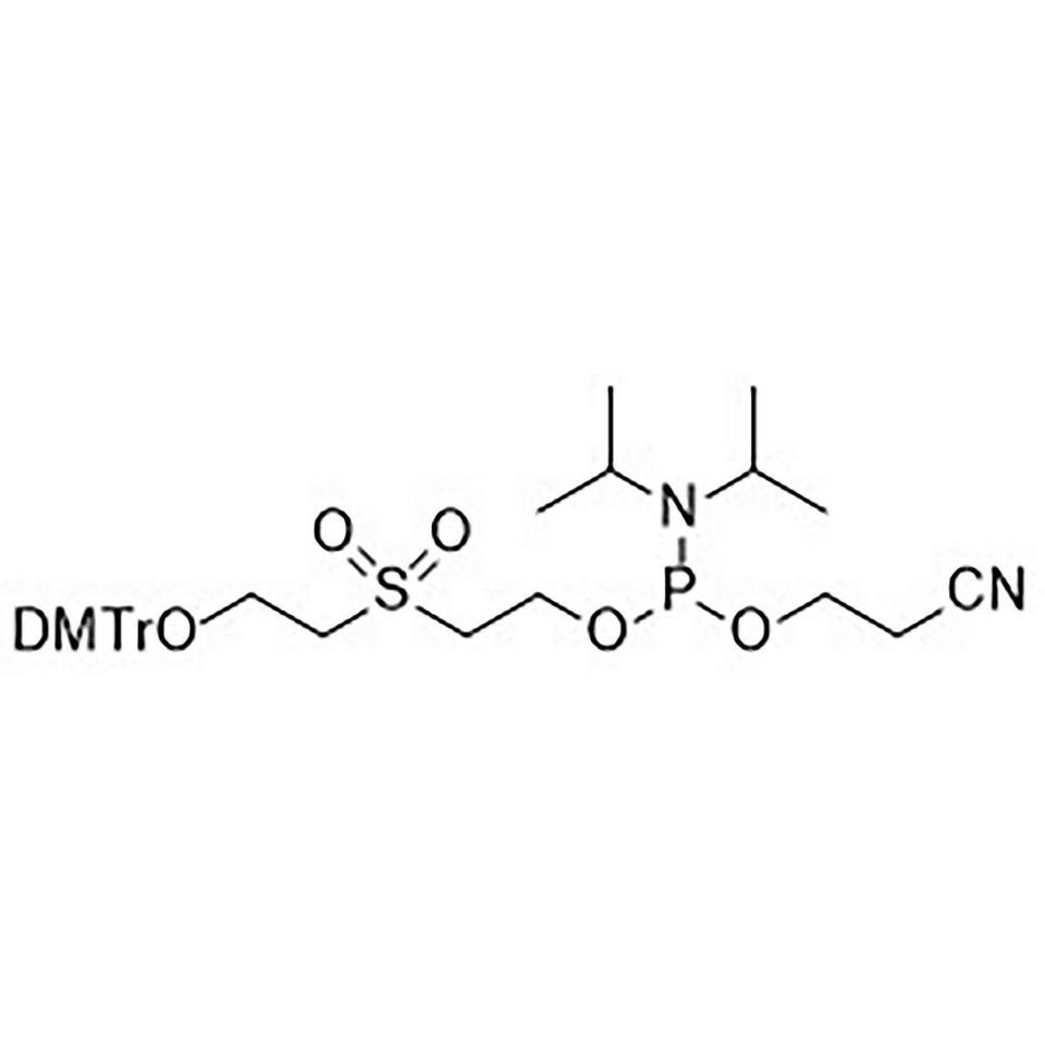 5'-Phosphate Amidite (O-DMT-2,2'-sulfonyldiethanol)
