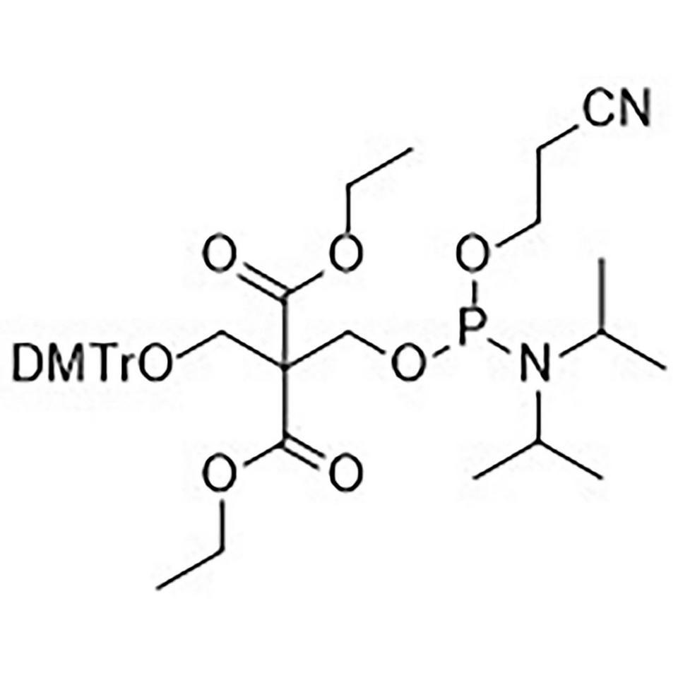 5'-Phosphorylating Amidite II (O-DMT-2,2-di(ethoxycarbonyl)propan-1,3-diol)