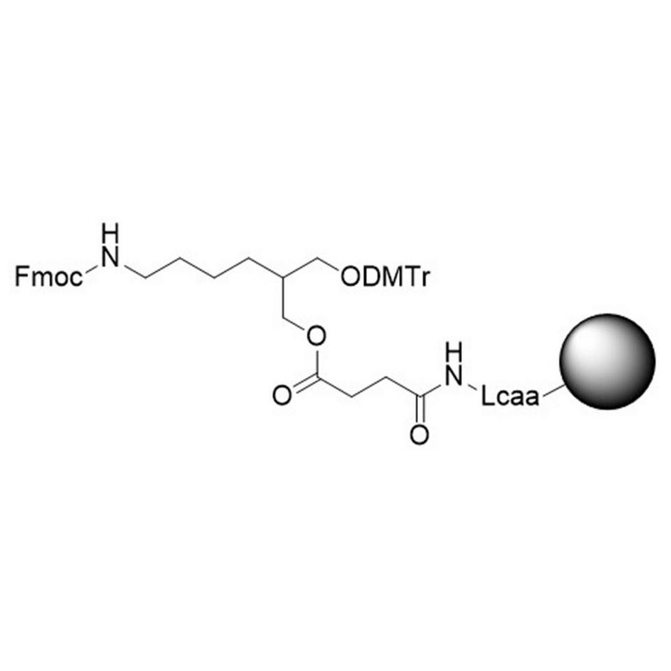 3'-Fmoc-Amino-C7 CNA CPG