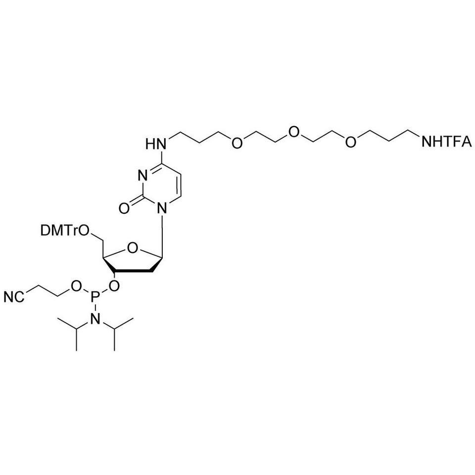 Amino Modifier TEG mdC Amidite (5'-DMT-mdC(TEG-Amino-TFA))