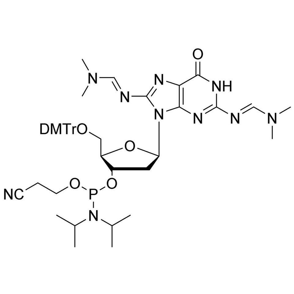8-Amino-dG CE-Phosphoramidite, BULK (g), Glass Screw-Top