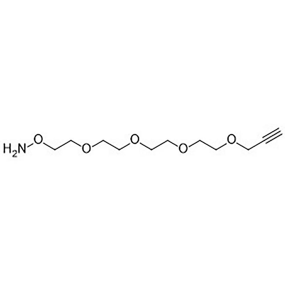 Aminooxy-TEG-propyne