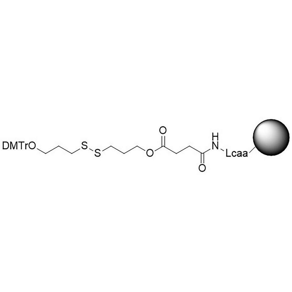 3'-Thiol-C3 CNA CPG, 500 Å, 71-79 µmol/g, BULK (g)