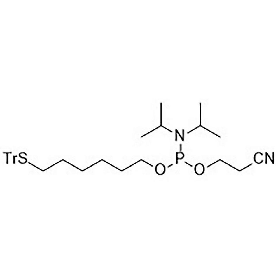 5'-Thio C6 Modifier (Trityl-6-Thiohexyl Amidite)