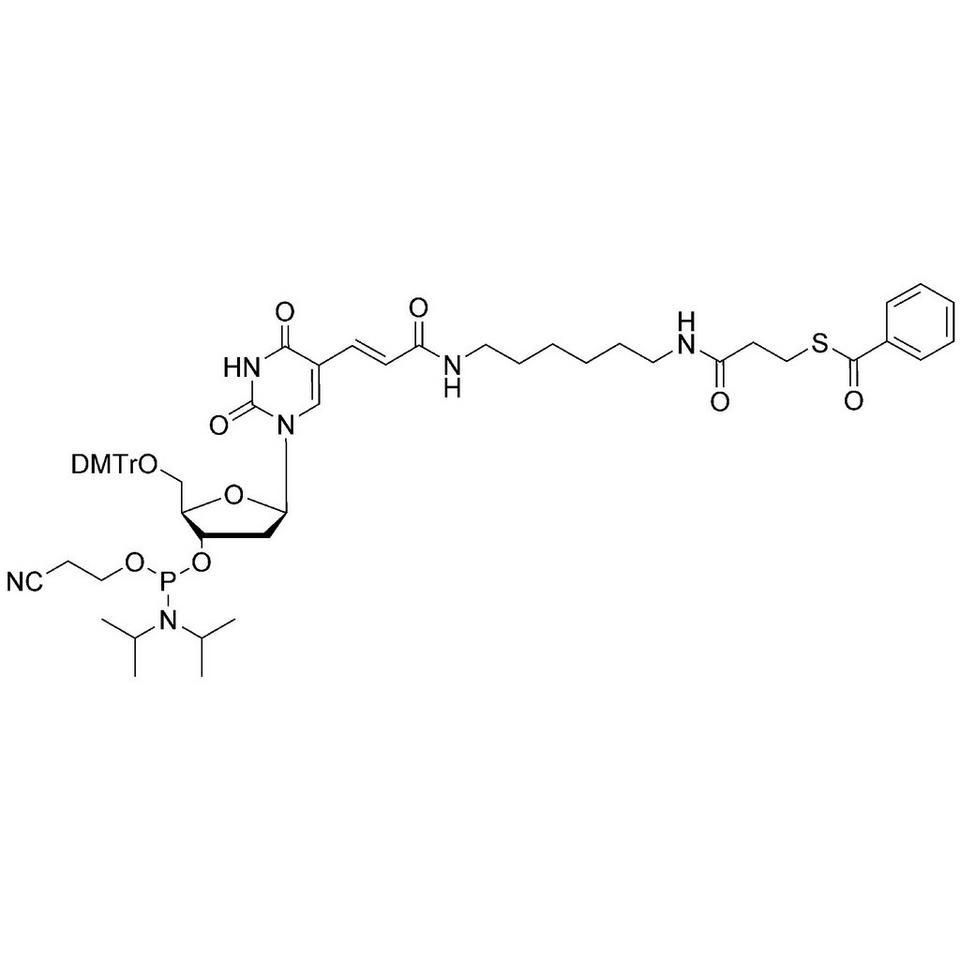 Bz-S-C6-dT CE-Phosphoramidite