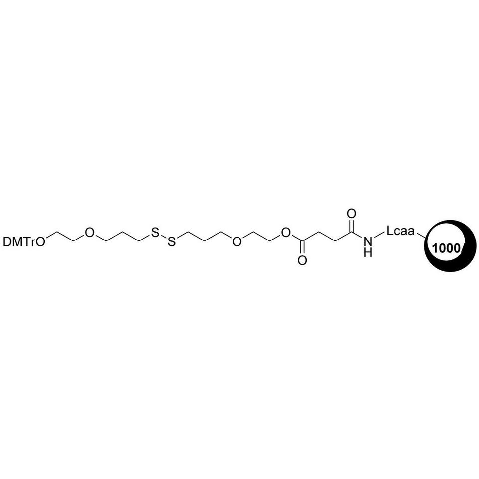 3'-Thiol Modifier oxa-C6-S-S CPG Column