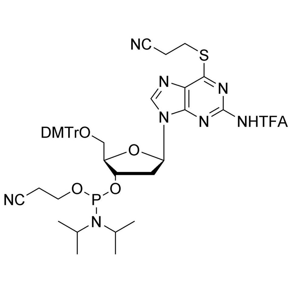 6-Thio-dG CE-Phosphoramidite