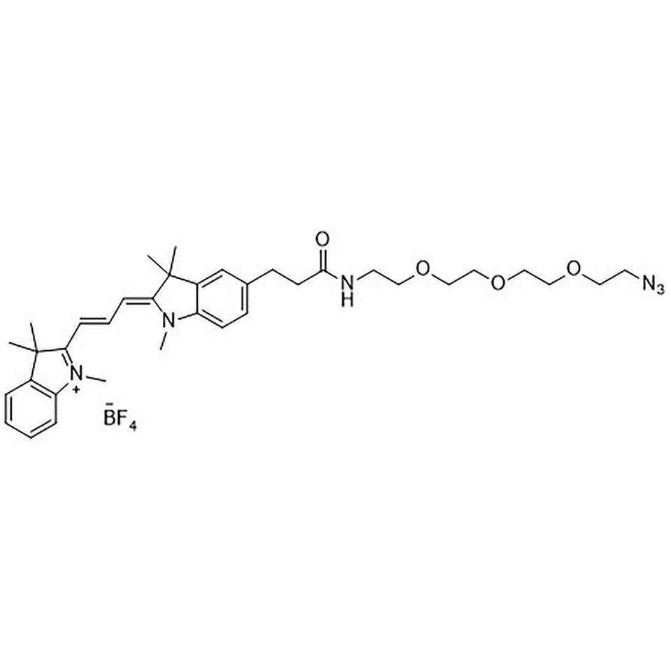 Cyanine 3-TEG Azide