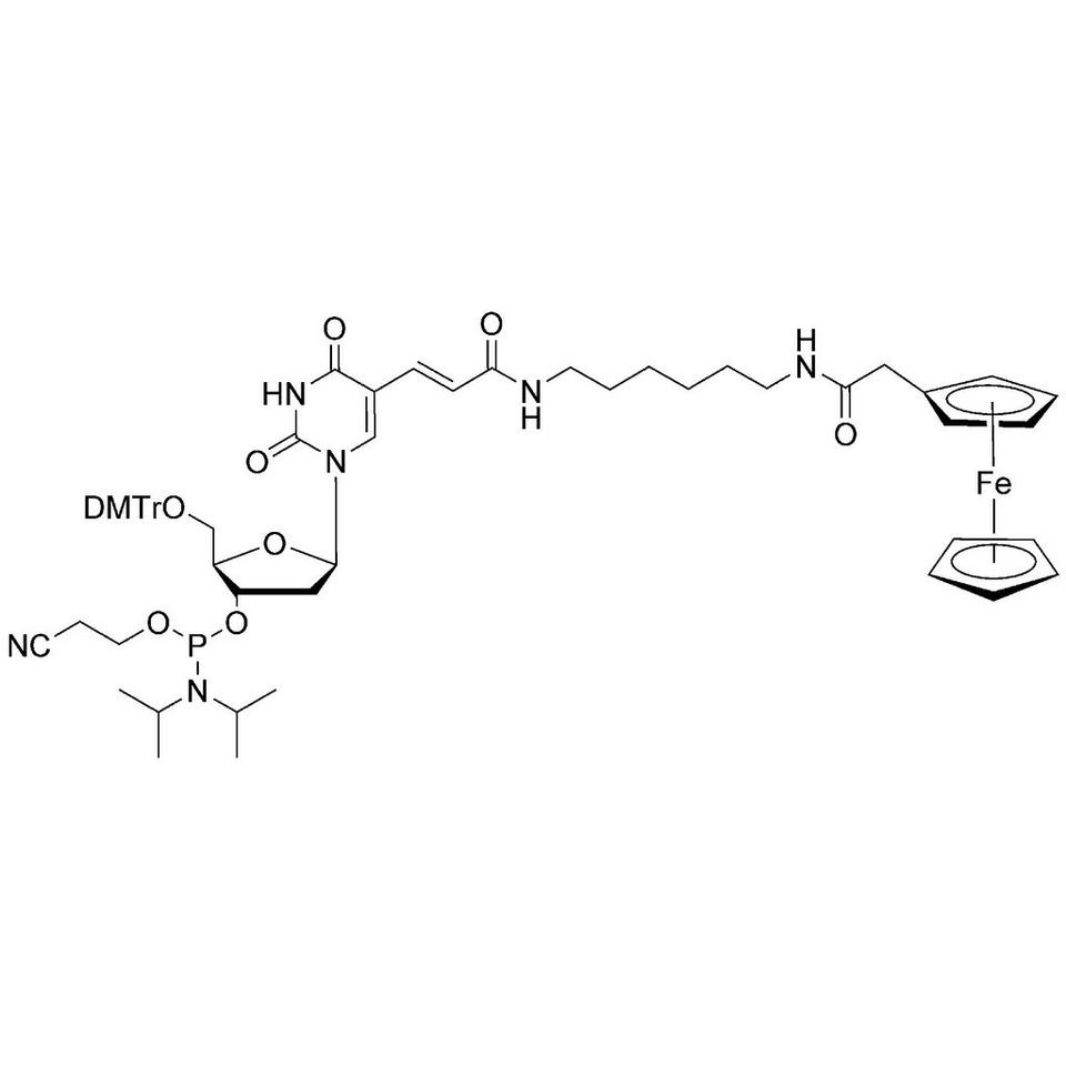 Ferrocene-dT CE-Phosphoramidite