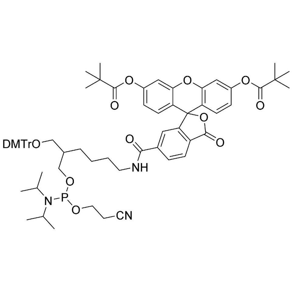 6-Fluorescein CE-Phosphoramidite