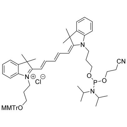 Cyanine 5 CE-Phosphoramidite