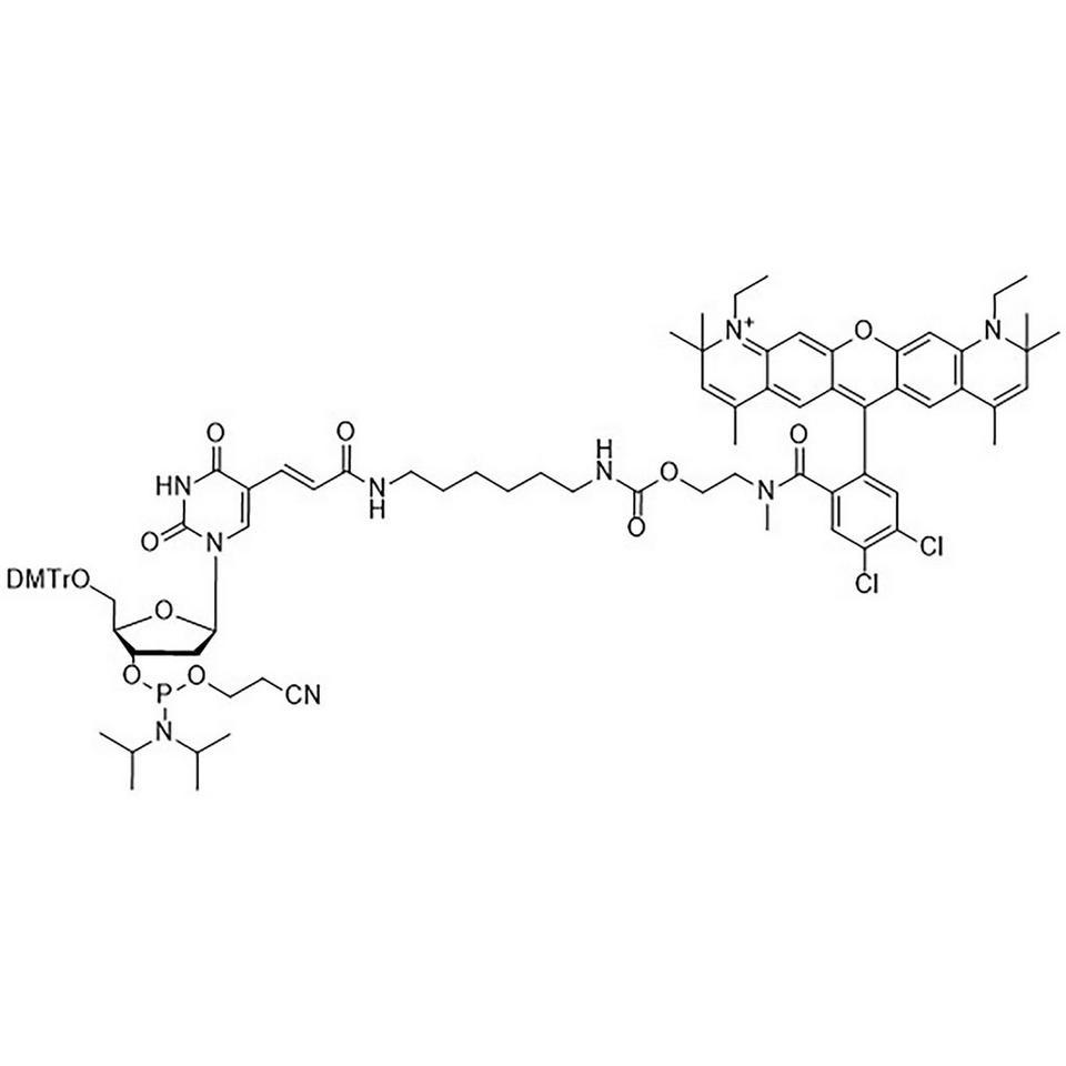 CAL Fluor Red 635 dT Amidite, 100 μmol, ABI (5 mL / 20 mm Septum)