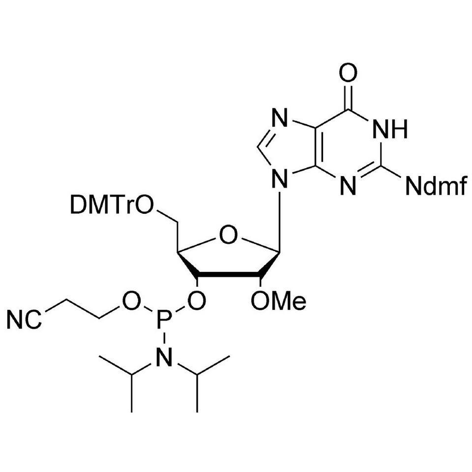 2'-OMe-G (dmf) CE-Phosphoramidite