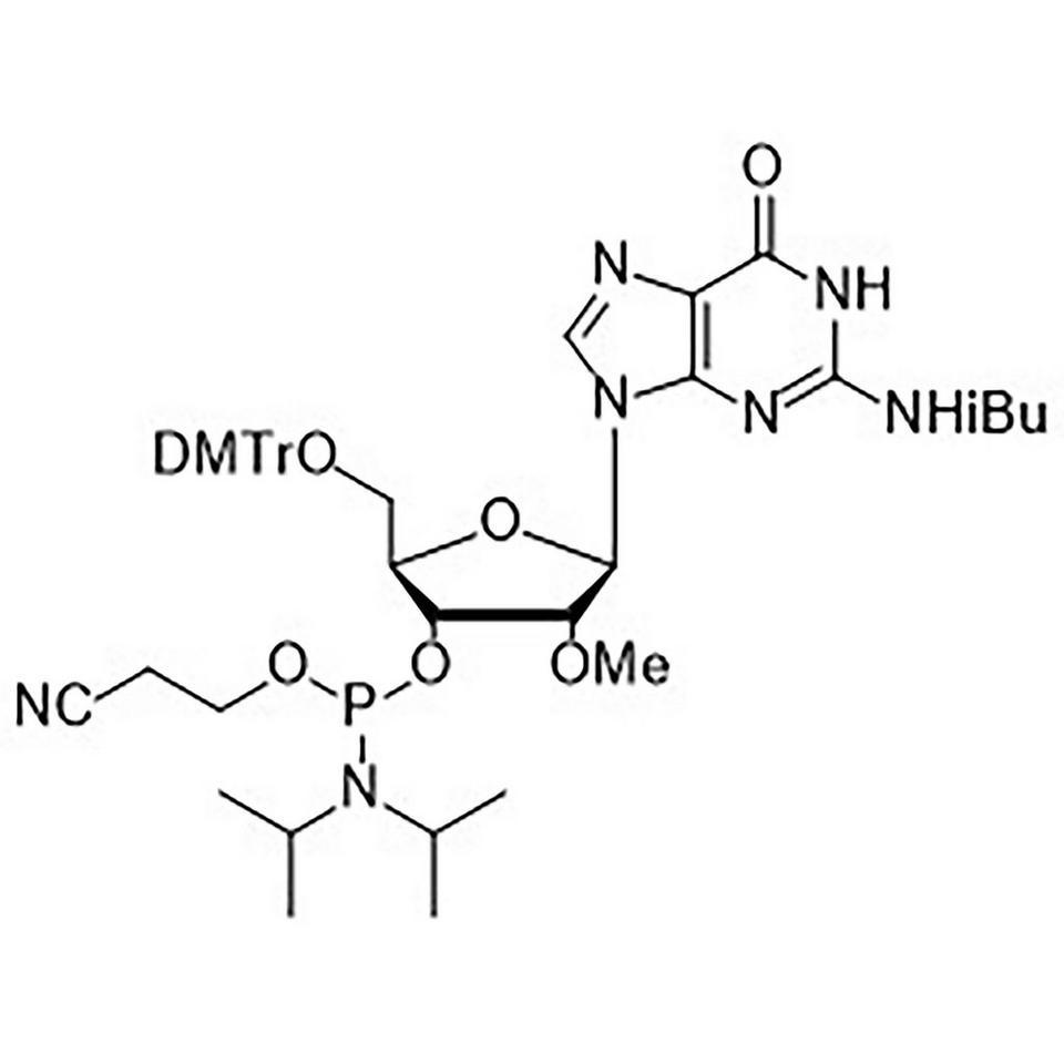 2'-OMe-G (iBu) CE-Phosphoramidite