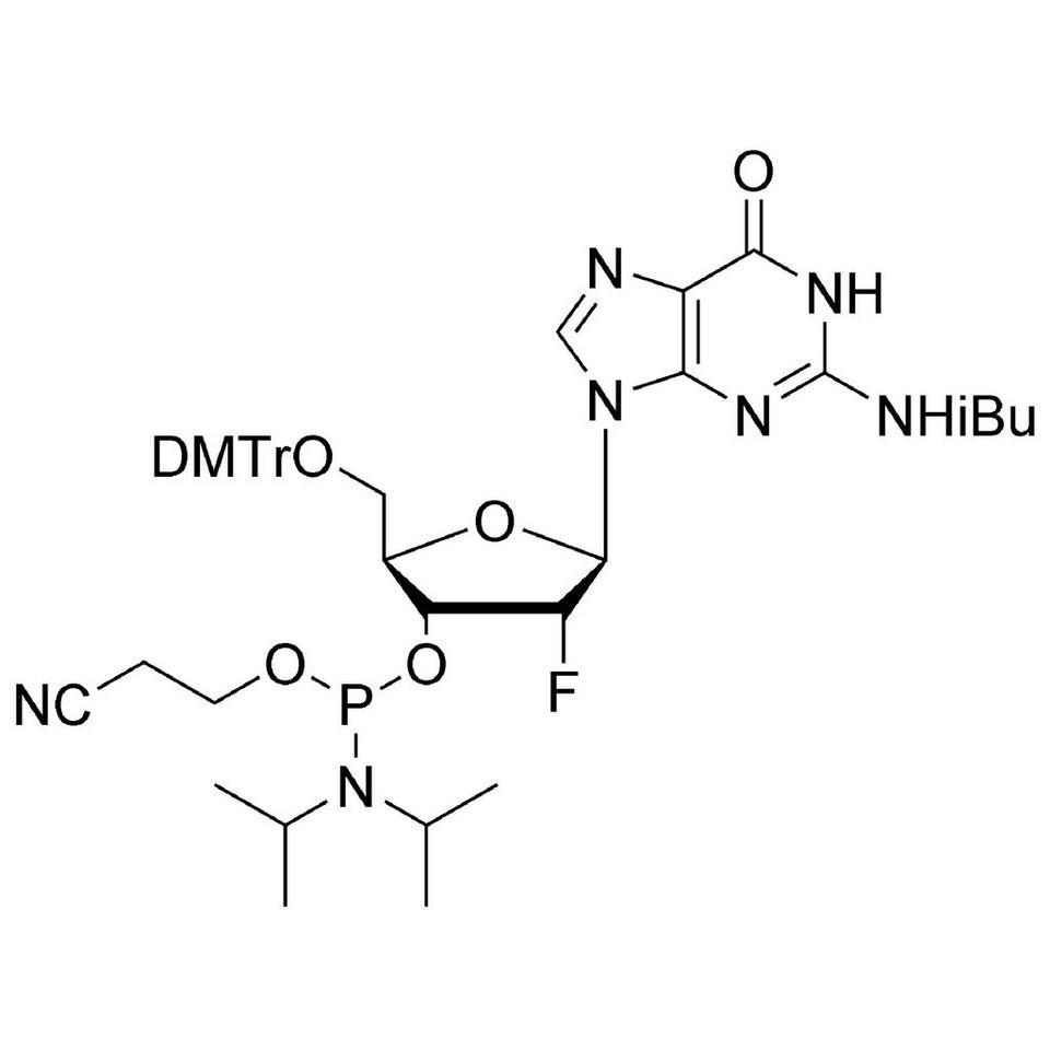 2'-F-G (iBu) CE-Phosphoramidite