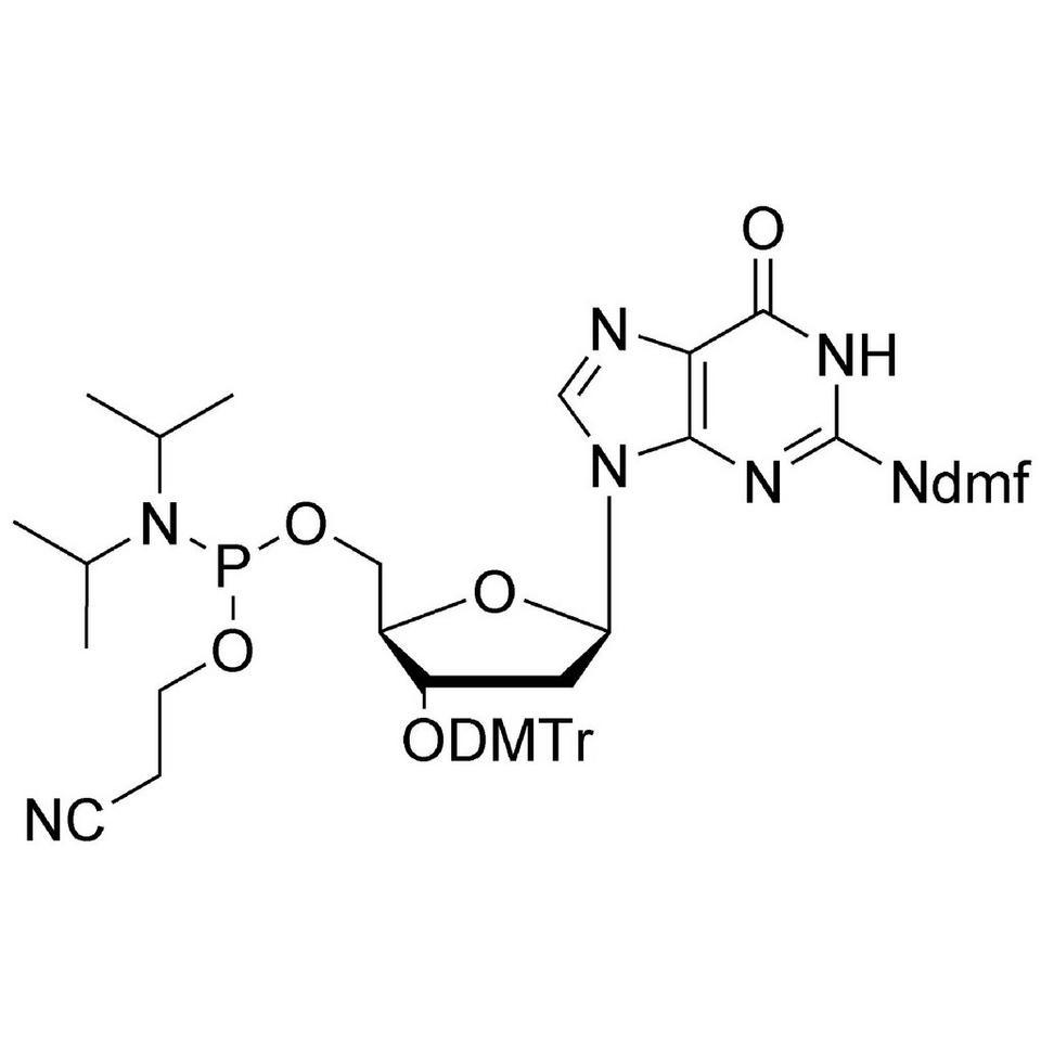 dG (dmf)-5' CE-Phosphoramidite