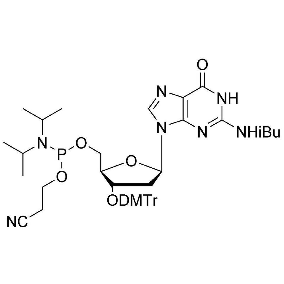 dG (iBu)-5' CE-Phosphoramidite