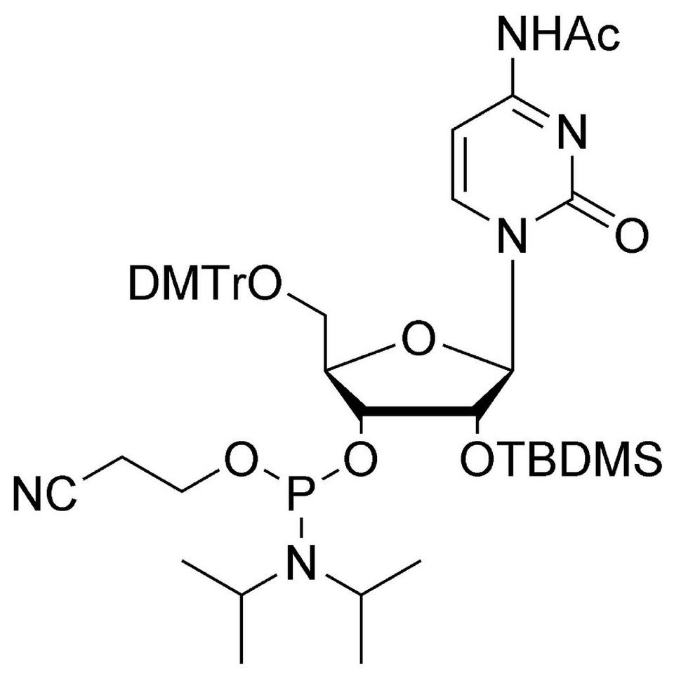rC (Ac) CE-Phosphoramidite