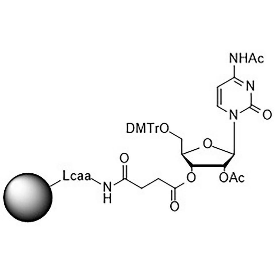 5'-DMT-rC (Ac)-Suc-CPG