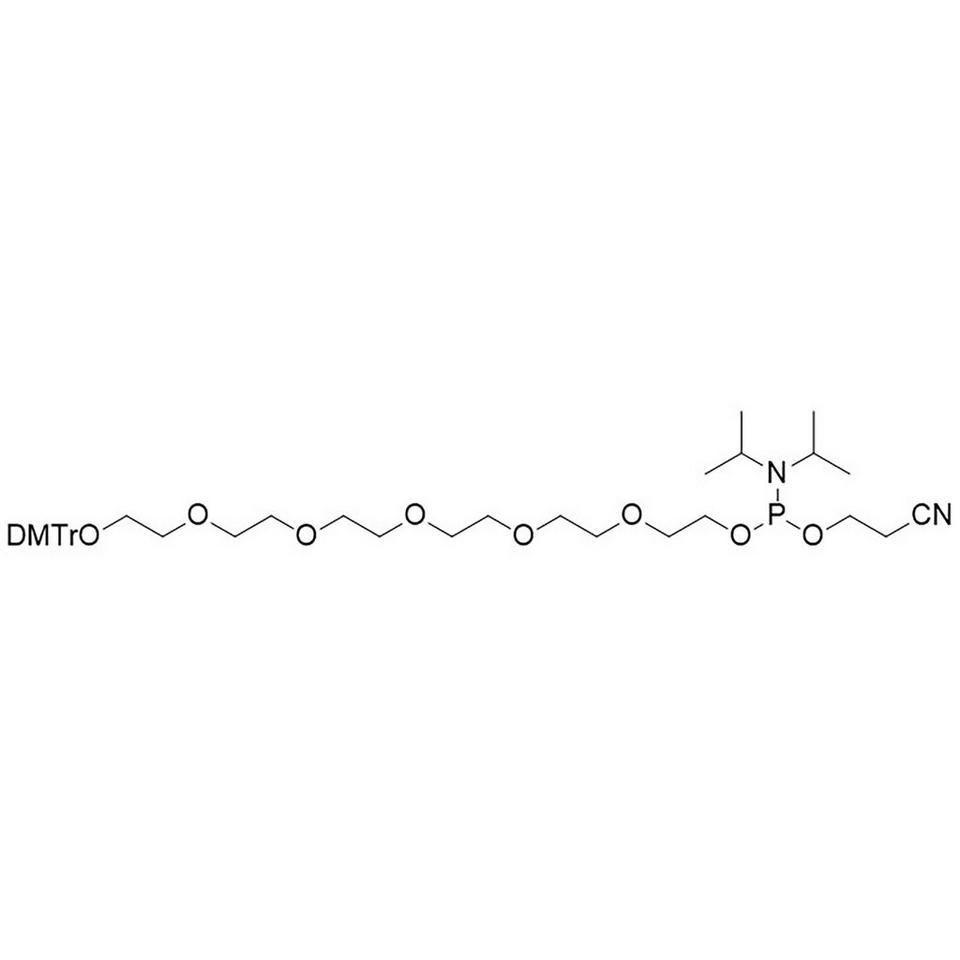 Spacer 18 Amidite (DMT-Hexa(ethylene glycol))