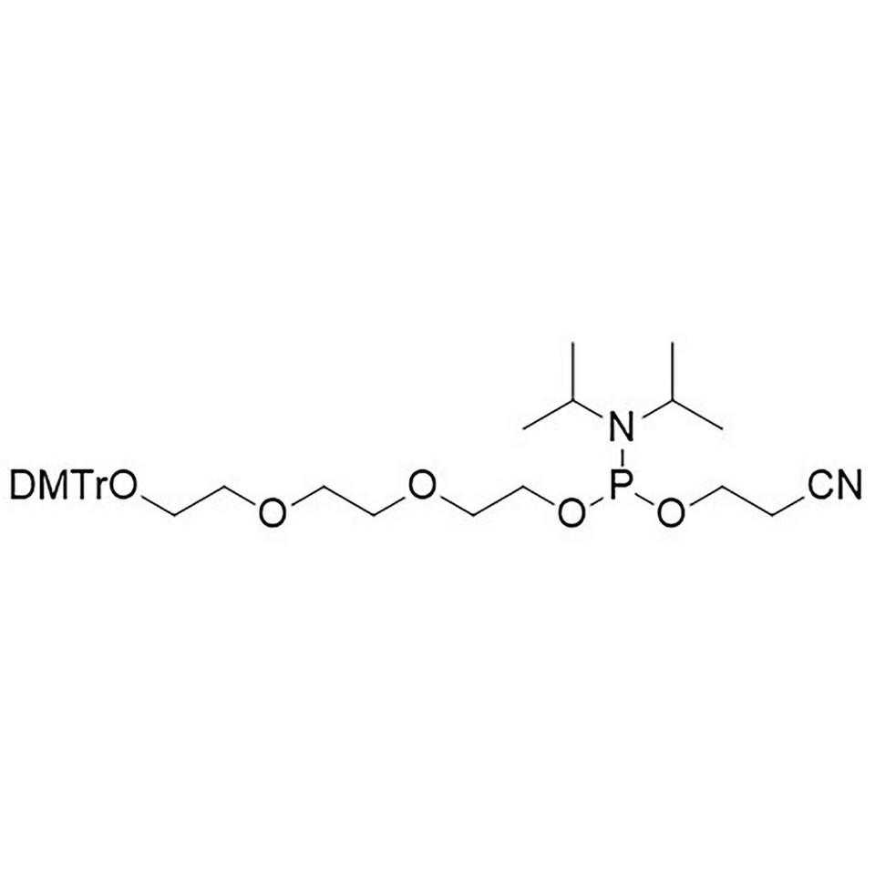 Spacer 9 Amidite (DMT-Tri(ethylene glycol))